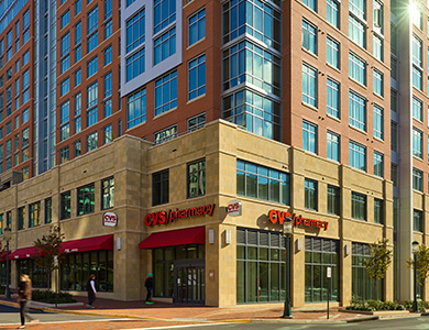Lessard Design The Avant at Reston Town Center – Retail