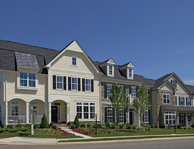 Lessard Design Brambleton Single Family and Townhomes