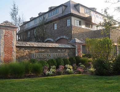 Lessard Design Hudson Harbor Townhomes