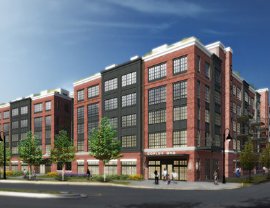 Lessard Design Lofts at Downtown Crown
