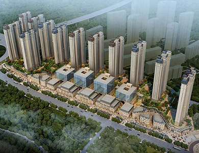 Lessard Design Qingyun Redevelopment Project