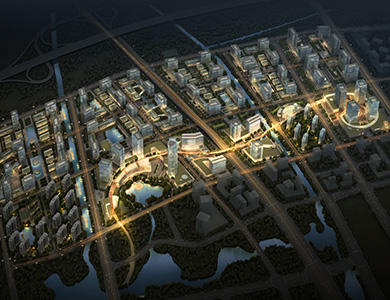 Lessard Design Pukou International R&D Park