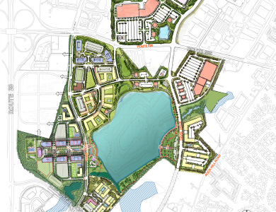 Waterside – Planning