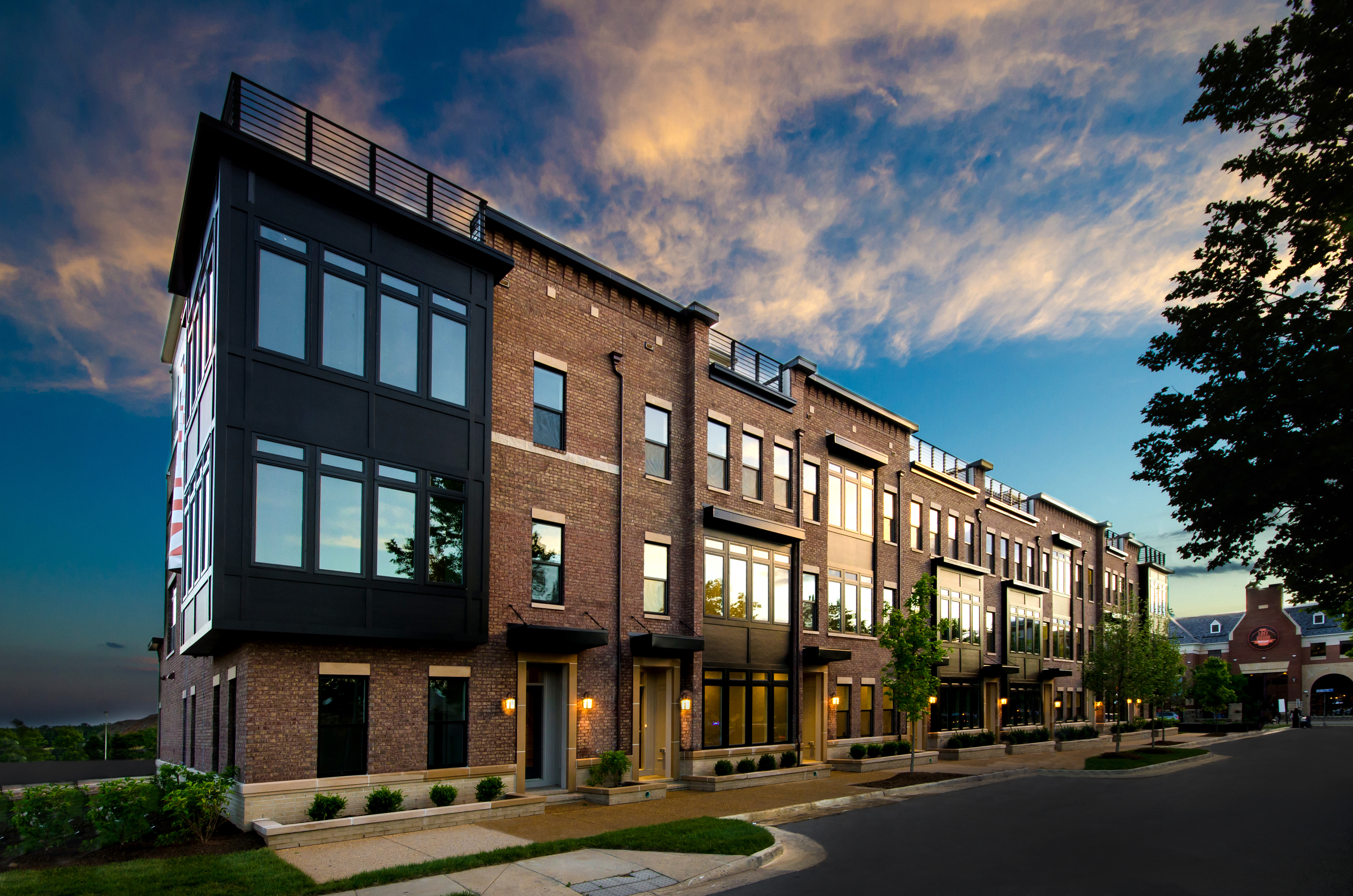 Lessard Design Brambleton Town Center Wins Best Condominium Community 2017