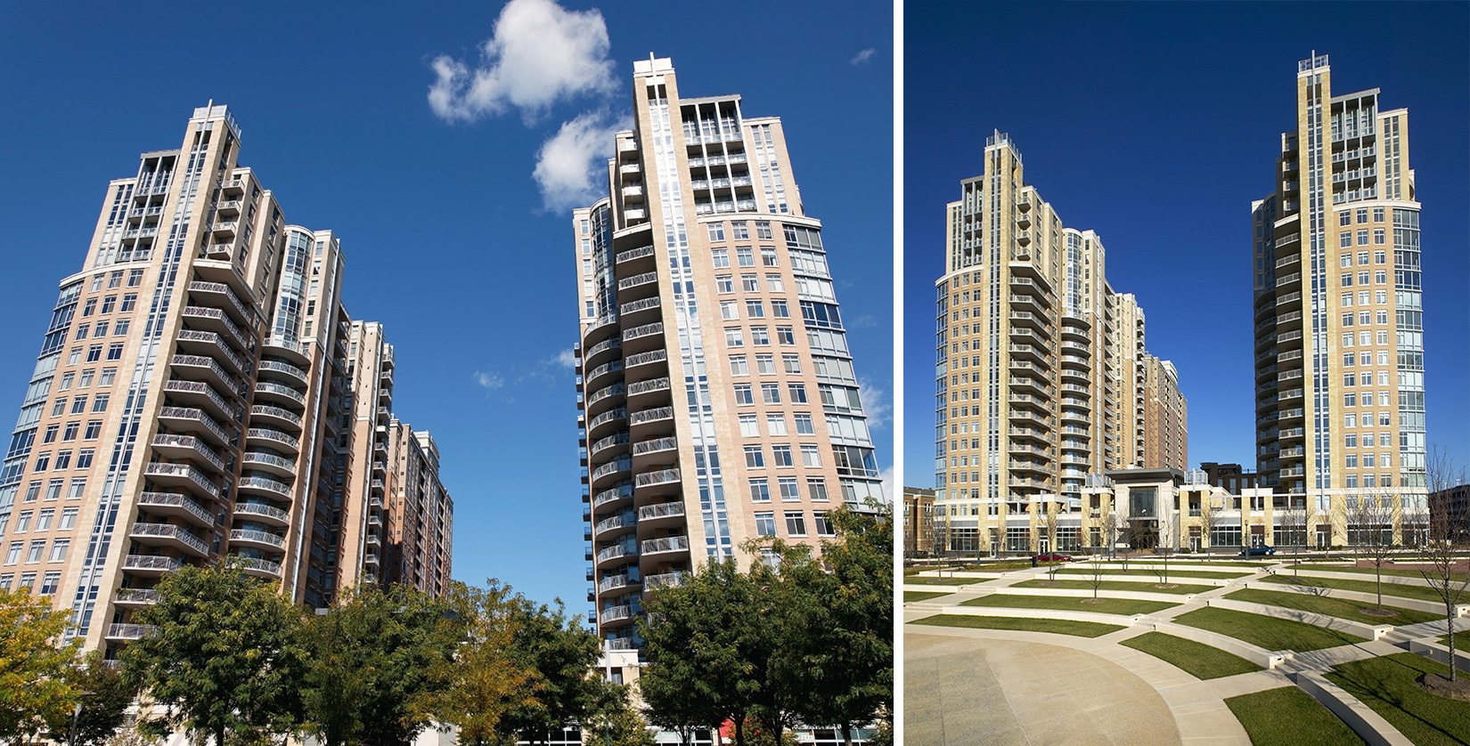 Lessard Design Midtown Towers at Reston Town Center