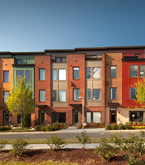 Mosaic District Townhomes
